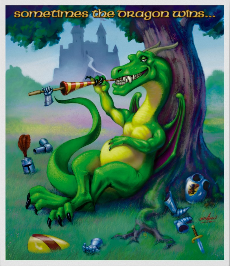 Modern Dragon