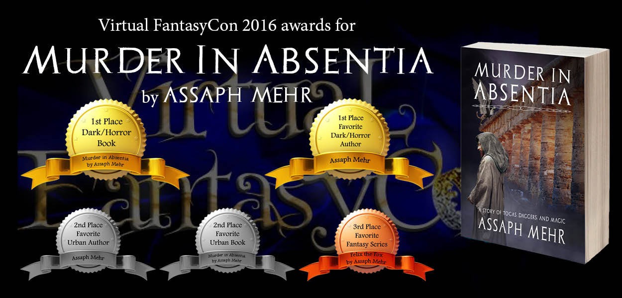 Murder In Absentia VFC Awards