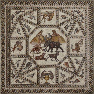 Lod Mosaics