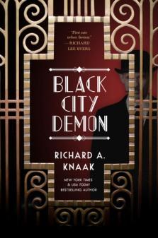 Black City Demon - Richard Knaak