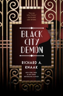 Black City Demon - Richard Knaak