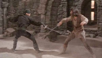 Princess Bride duel